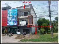 ตึกแถวหลุดจำนอง ธ.ธนาคารกรุงไทย ตำบลนาทุ่ง อำเภอเมืองชุมพร ชุมพร
