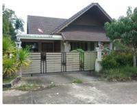 บ้านเดี่ยวหลุดจำนอง ธ.ธนาคารกรุงไทย ตำบลตากแดด อำเภอเมืองชุมพร ชุมพร